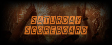 Saturday Scoreboard featured image - orange