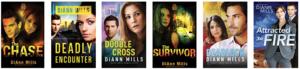 books by DiAnn Mills