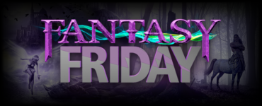Fantasy Friday featured image (season 2)