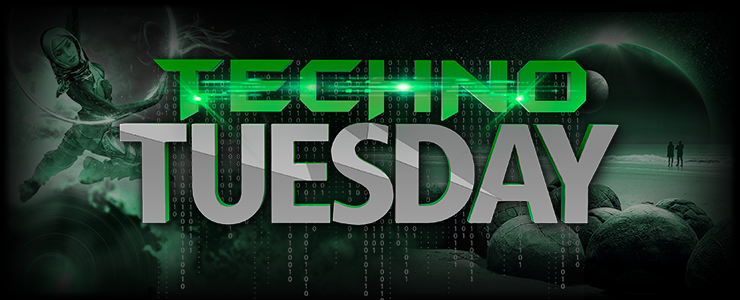 Techno Tuesday featured image (season 2)