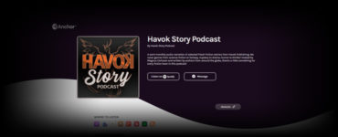Havok Story Podcast episode featured image