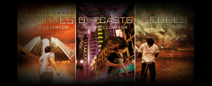 Jill Williamson - Season Two Featured Author