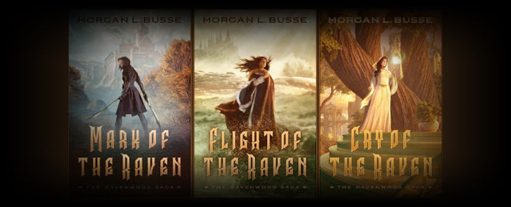 Morgan L. Busse interview featured image