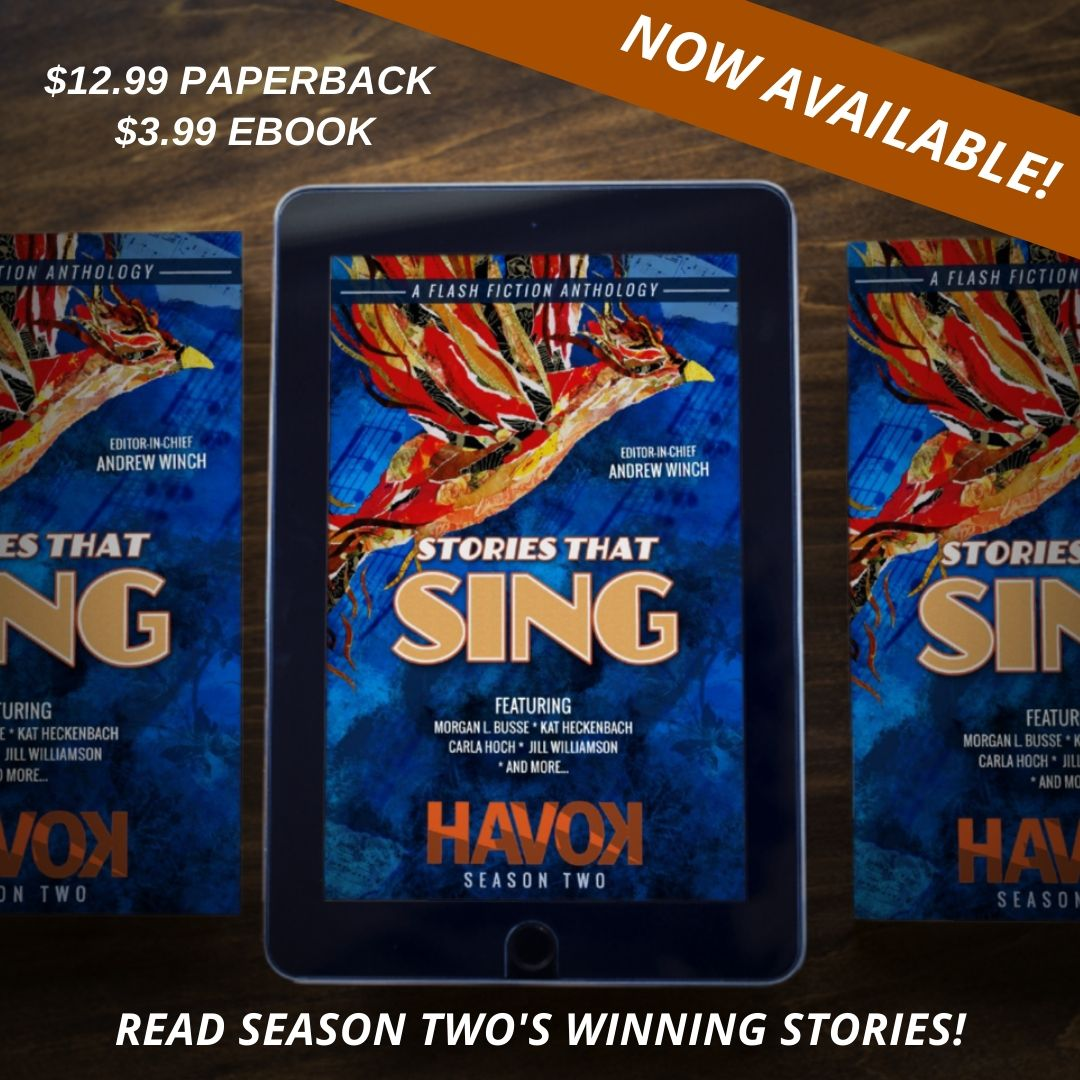 Stories That Sing anthology now available in print and ebook