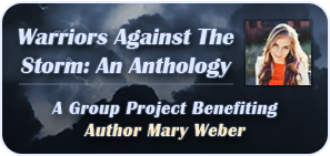 Warriors Against the Storm - a group project benefitting author Mary Weber
