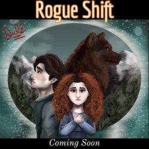 Rogue Shift character art by @julruprecht